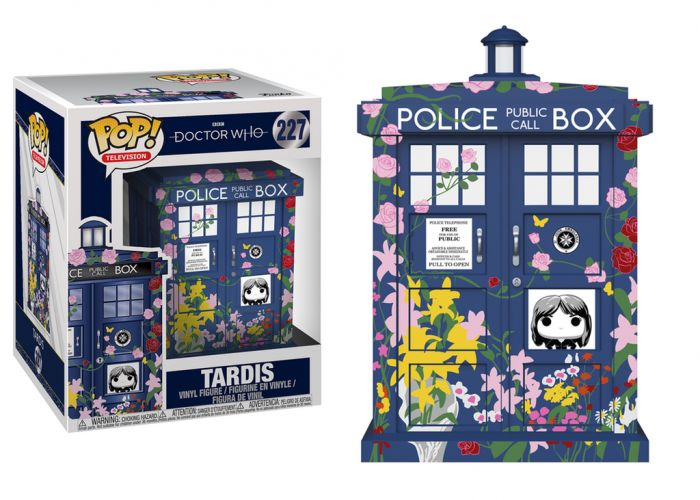 Doctor Who - TARDIS 2