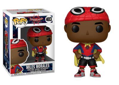 Spider-Man Uniwersum - Miles Morales