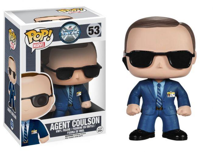 Agenci T.A.R.C.Z.Y. - Agent Coulson