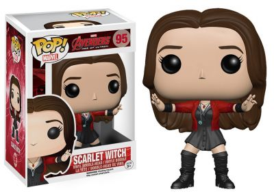 Avengers: Czas Ultrona - Scarlet Witch