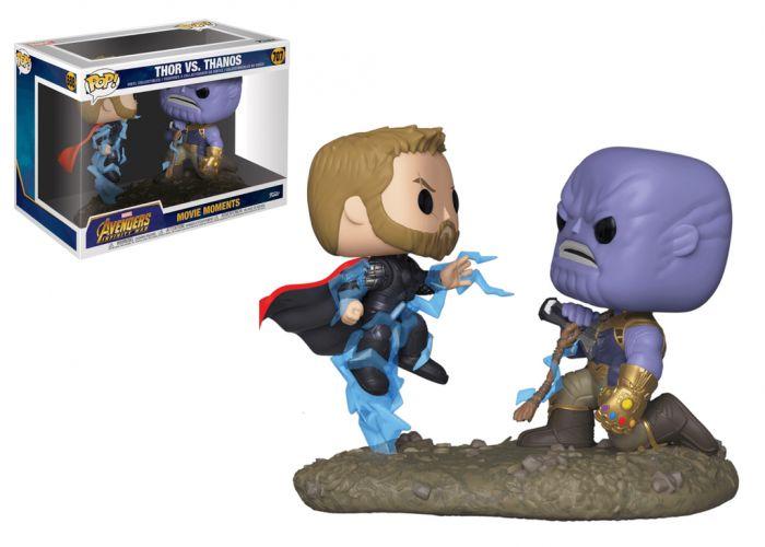 Avengers: Wojna bez granic - Thor & Thanos