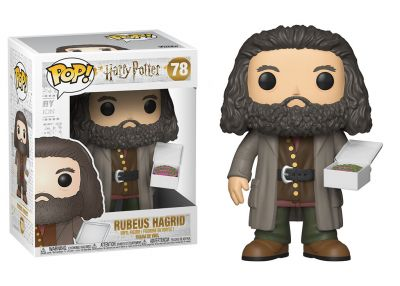 Harry Potter - Rebeus Hagrid 2