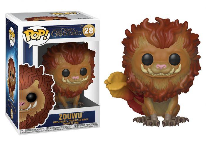Fantastyczne zwierzęta 2 - Zouwu