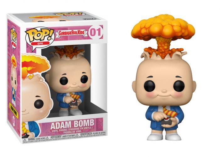 Garbage Pail Kids - Adam Bomb