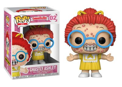 Garbage Pail Kids - Ghastly Ashley