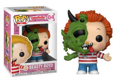 Garbage Pail Kids - Beasty Boyd