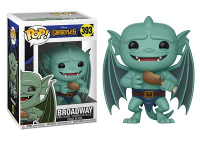 Gargoyles - Broadway