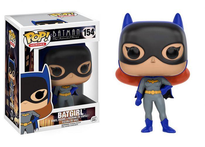 Batman seria animowana - Batgirl