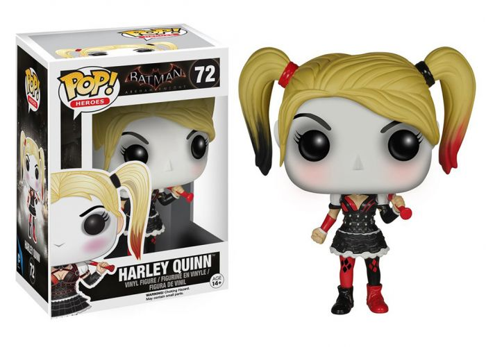 Batman: Arkham Knight - Harley Quinn