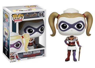 Batman: Arkham Asylum - Harley Quinn
