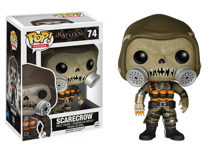 Batman: Arkham Knight - Scarecrow