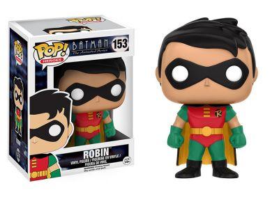 Batman seria animowana - Robin