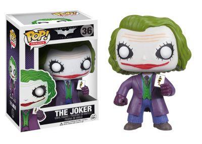 Mroczny rycerz - Joker