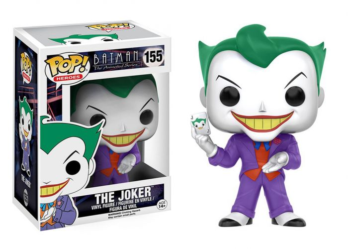 Batman seria animowana - Joker