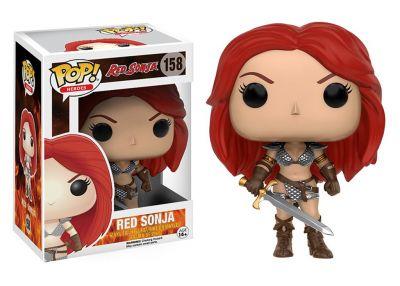 Czerwona Sonja - Czerwona Sonja