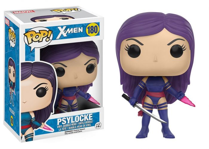 X-Men - Psylocke