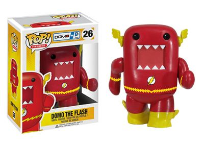 DC - Domo The Flash