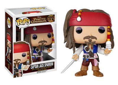 Piraci z Karaibów - Kapitan Jack Sparrow