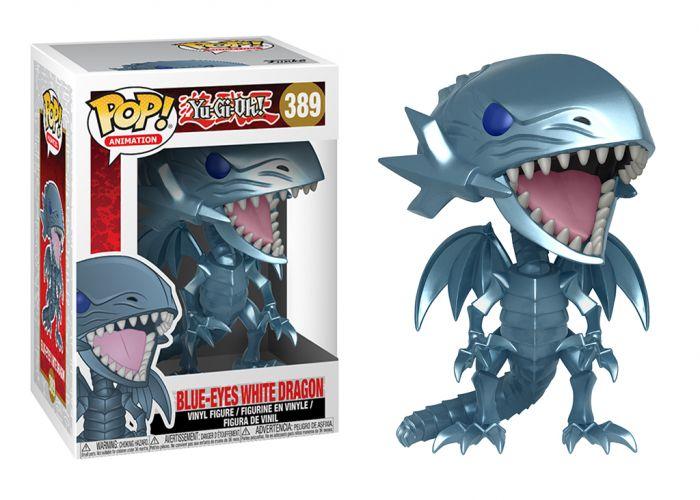 Yu-Gi-Oh! - Blue-Eyes White Dragon