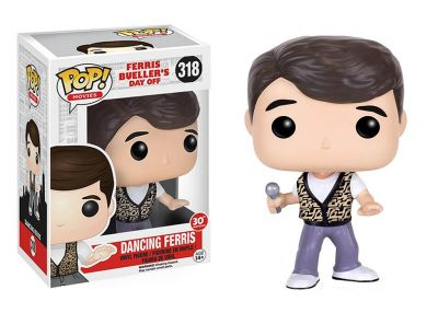 Wolny dzień pana Ferrisa Buellera - Dancing Ferris