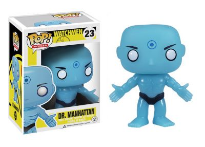 Watchmen: Strażnicy - Dr. Manhattan