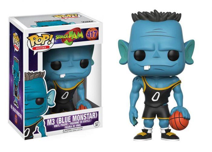 Kosmiczny mecz - M3 Blue Monstar