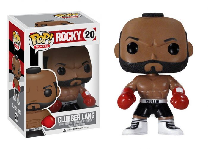 Rocky - Clubber Lang