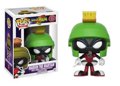 Kosmiczny mecz - Marvin
