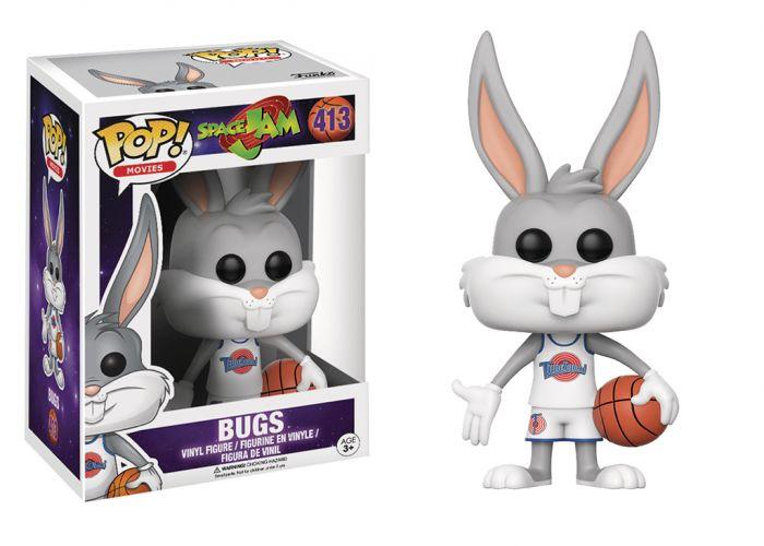 Kosmiczny mecz - Bugs
