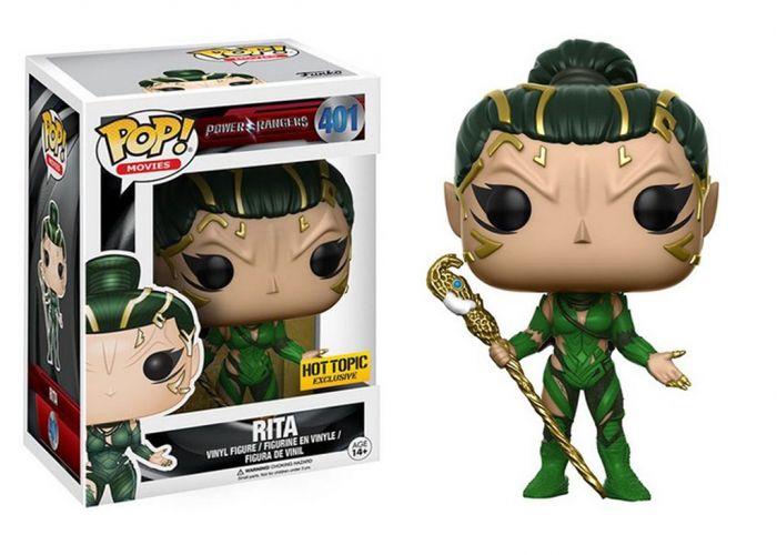 Power Rangers - Rita