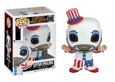 Captain Spaulding - Captain Spaulding