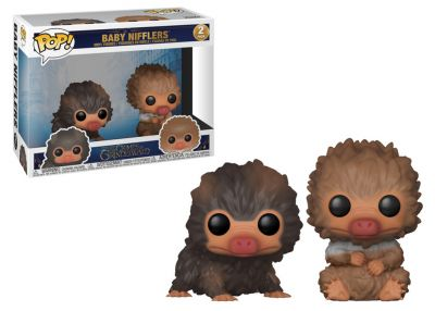 Fantastyczne zwierzęta 2 - Małe Nifflery