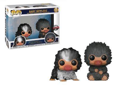 Fantastyczne zwierzęta 2 - Małe Nifflery 2