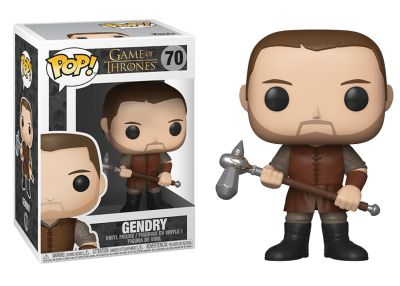 Gra o Tron - Gendry