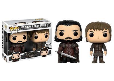 Gra o Tron - Jon & Bran