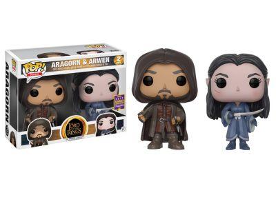 Władca Pierścieni - Aragorn & Arwena