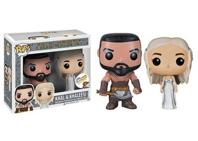 Gra o Tron - Khal & Khaleesi