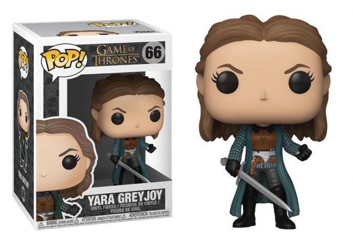 Gra o Tron - Yara Greyjoy