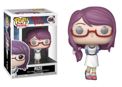 Tokyo Ghoul - Rize