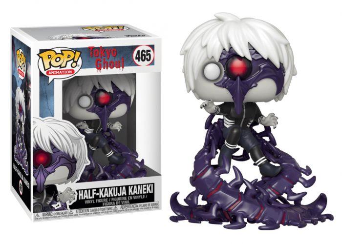 Tokyo Ghoul - Half-kakuja Kaneki