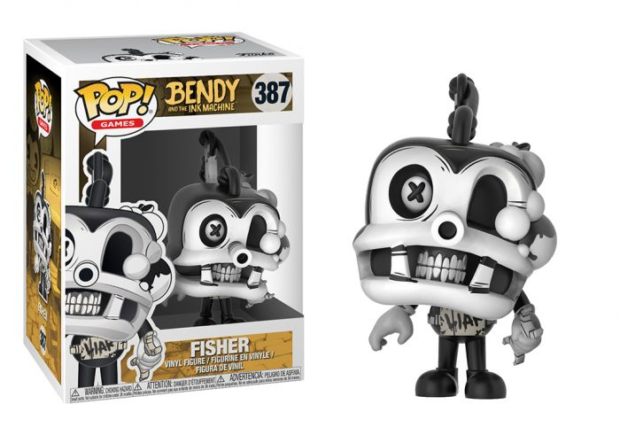 Bendy - Fisher