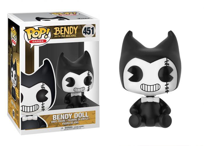 Bendy - Bendy Doll