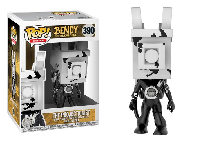 Bendy - Projectionist