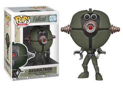 Fallout - Assaultron