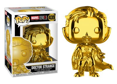 10lecie MARVEL - Doktor Strange (Chrome)