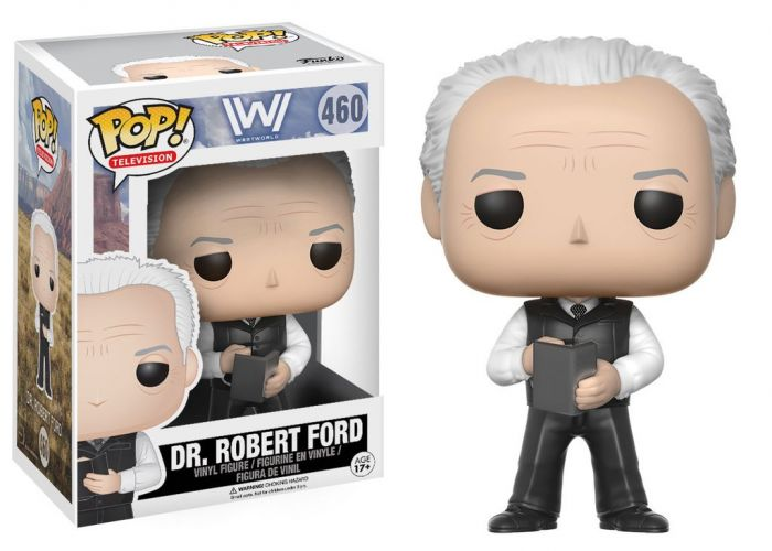 Westworld - Dr. Robert Ford