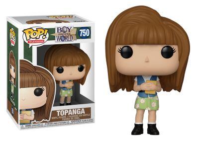 Chłopiec poznaje świat - Topanga
