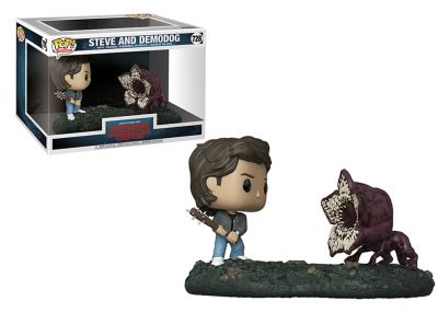 Stranger Things - Steve & Demodog