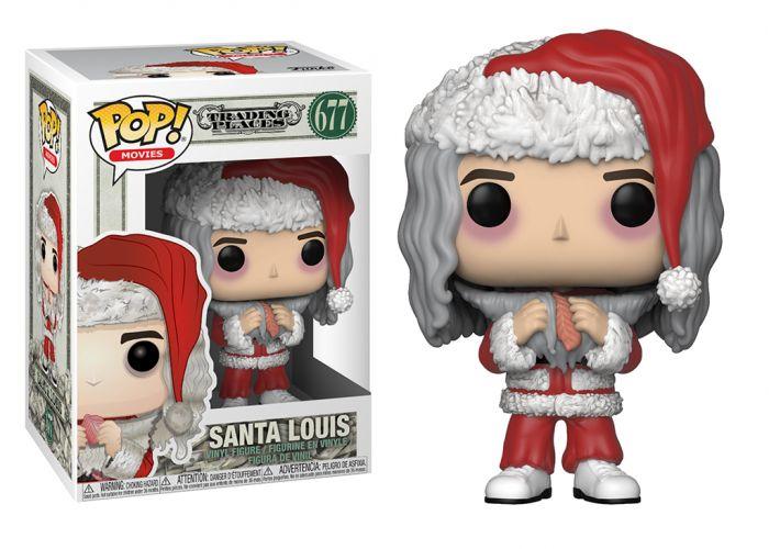 Nieoczekiwana zmiana miejsc - Santa Louis