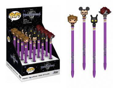 Kingdom Hearts - Długopisy w ciemno